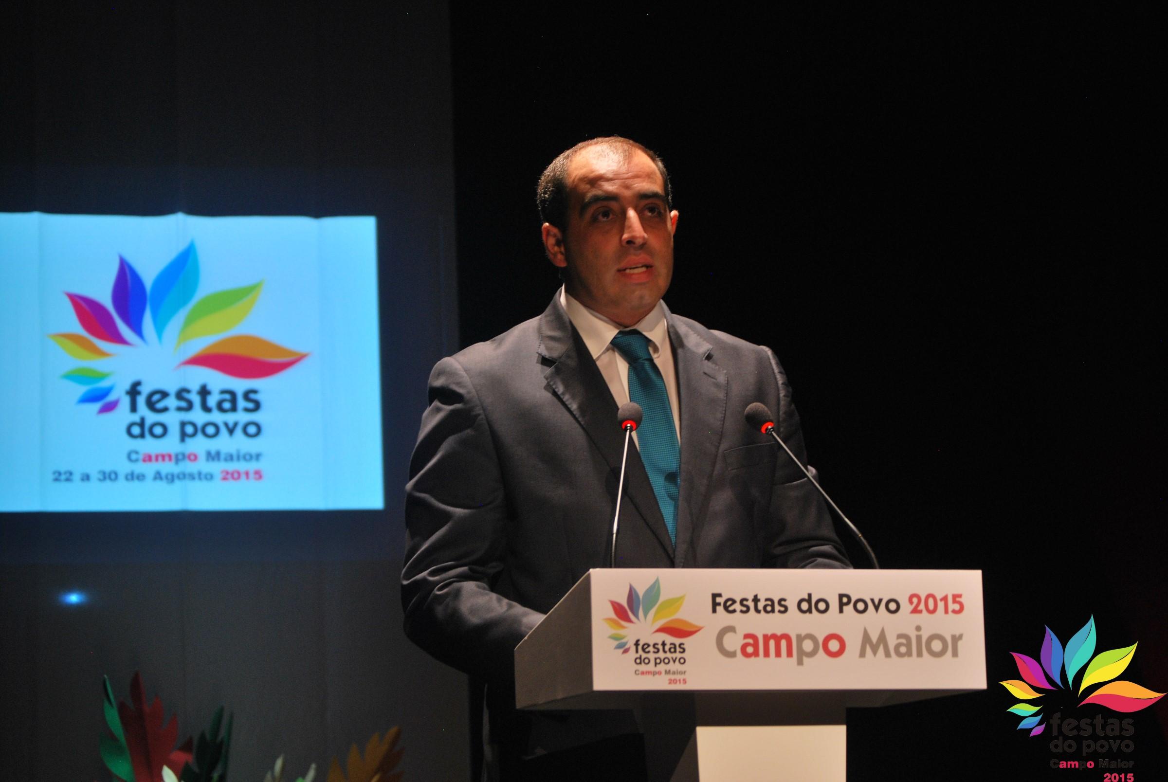 Ricardo Pinheiro, Presidente da Câmara Municipal de Campo Maior