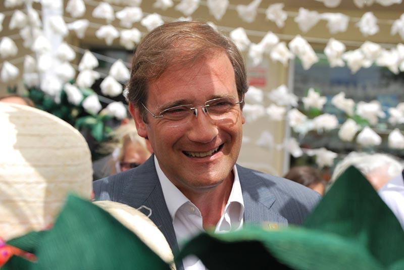 Pedro Passos Coelho nas Festas do Povo 2015