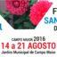 Programa do Jardim de Papel 2016