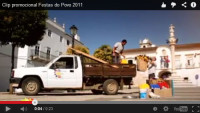Clip Promocional das Festas do Povo 2011