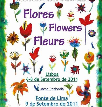 Campo Maior marca presença no Congresso Internacional das Flores