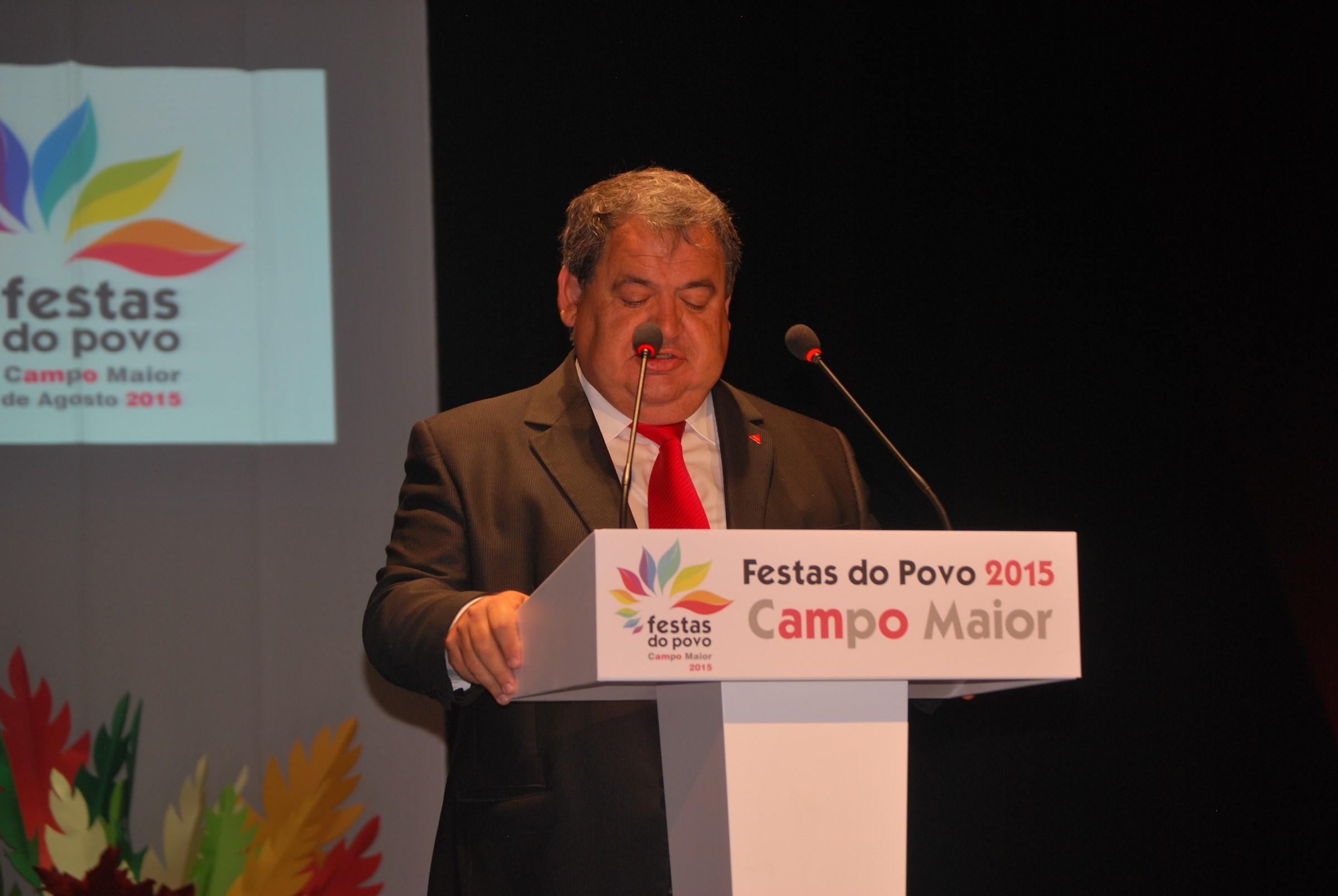 Pedro Muercela, Presidente da Assembleia Municipal de Campo Maior