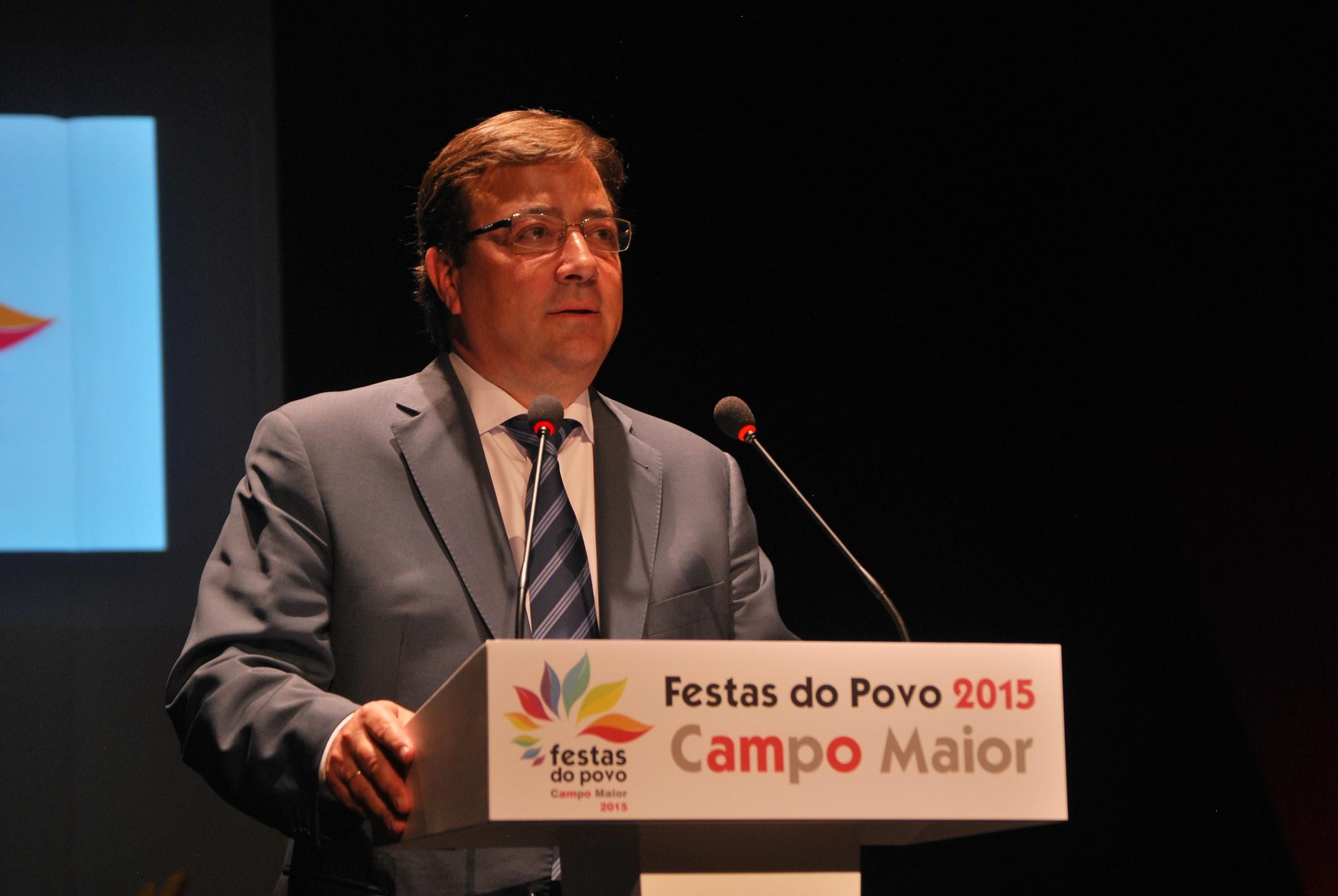 Guillermo Fernández Vara, Presidente da Junta da Extremadura